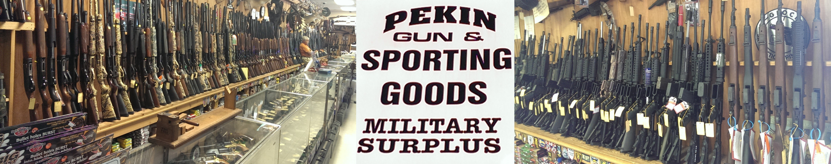 Pekin Gun and Sporting Goods