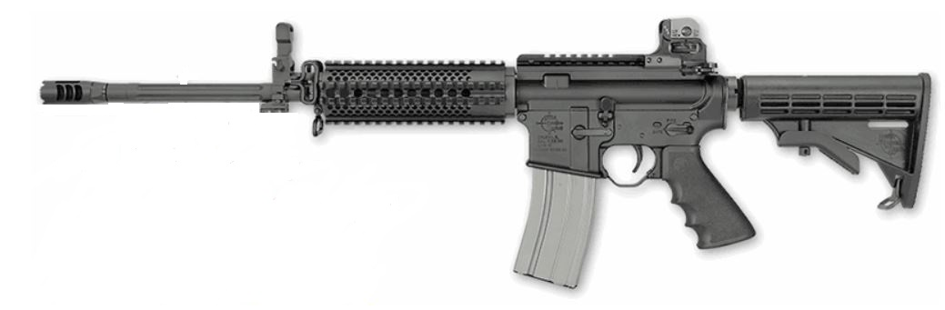 rock rifle
